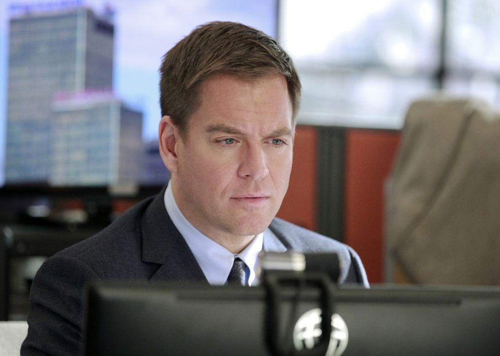 Bei den Ermittlungen: Anthony (Michael Weatherly) ... - Bildquelle: CBS Television
