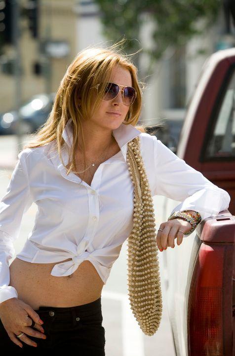 Mit ihrer ungezügelten Art sorgt Rachel Wilcox (Lindsay Lohan) in Hull, einer Kleinstadt in Idaho, für Aufregung ... - Bildquelle: Morgan Creek International