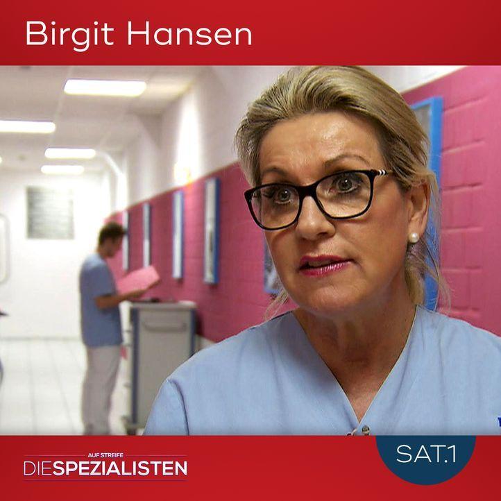 Birgit Hansen - Bildquelle: SAT.1