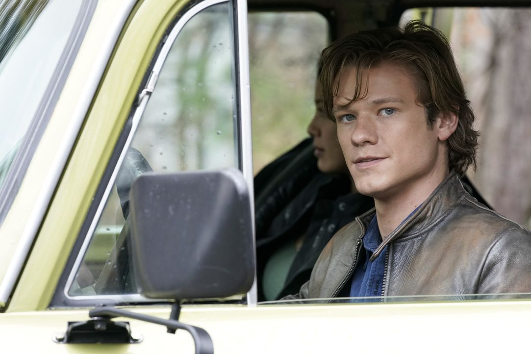 MacGyver (Lucas Till) - Bildquelle: Jace Downs 2019 CBS Broadcasting, Inc. All Rights Reserved / Jace Downs