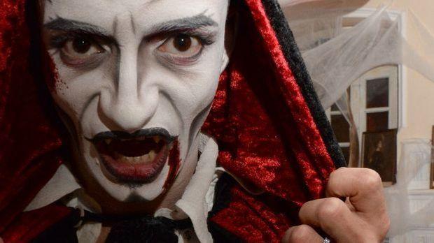 Vampir Kostüm_dpa