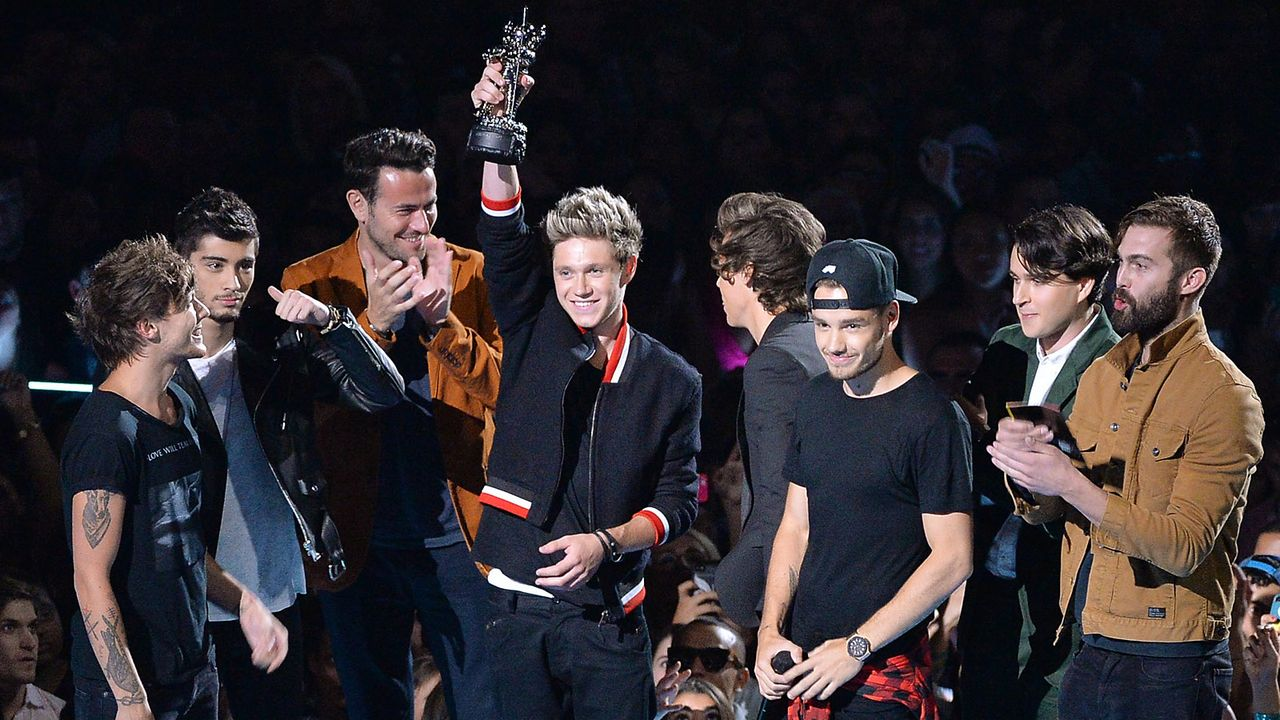 MTV-Music-Video-Awards-One-Direction-130825-getty-AFP - Bildquelle: getty-AFP