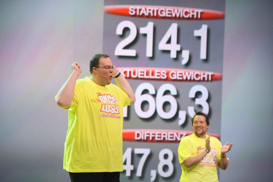 the-biggest-loser-das-xxl-finale-34 - Bildquelle: Sat.1/Hempel