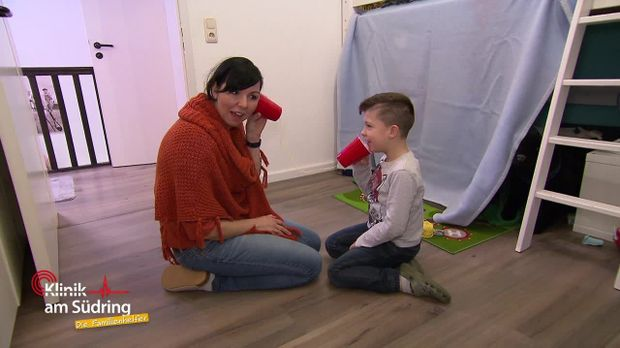 Klinik Am Südring - Die Familienhelfer - Klinik Am Südring - Die Familienhelfer - Nicht Auflegen