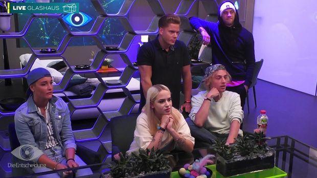 Big Brother - Big Brother - Folge 55: Die Nominierung - Der Zusammenhalt Der Männer Bröckelt