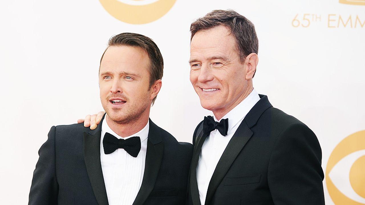 Emmy-Awards-Bryan-Cranston-Paul-13-09-22-AFP - Bildquelle: AFP