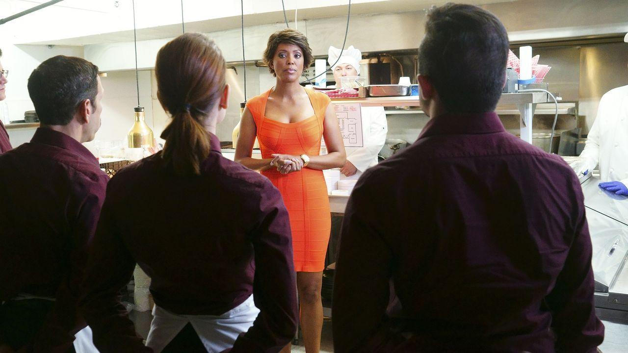 Ermittelt undercover, um einen neuen Fall zu lösen: Tara (Aisha Tyler) ... - Bildquelle: Monty Brinton ABC Studios