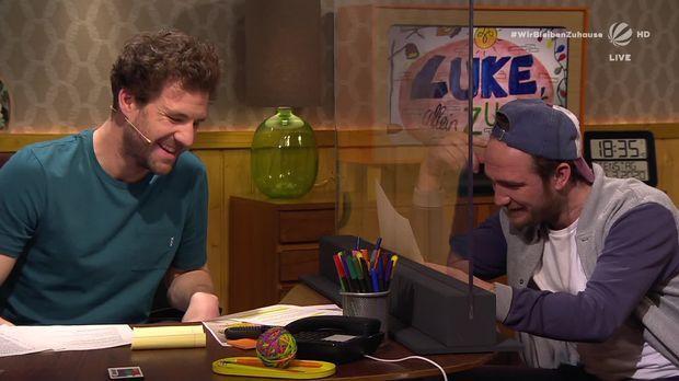 Luke, Allein Zuhaus - Luke, Allein Zuhaus - Luke, Nicht Ganz Allein Zuhaus Mit Frederick Lau