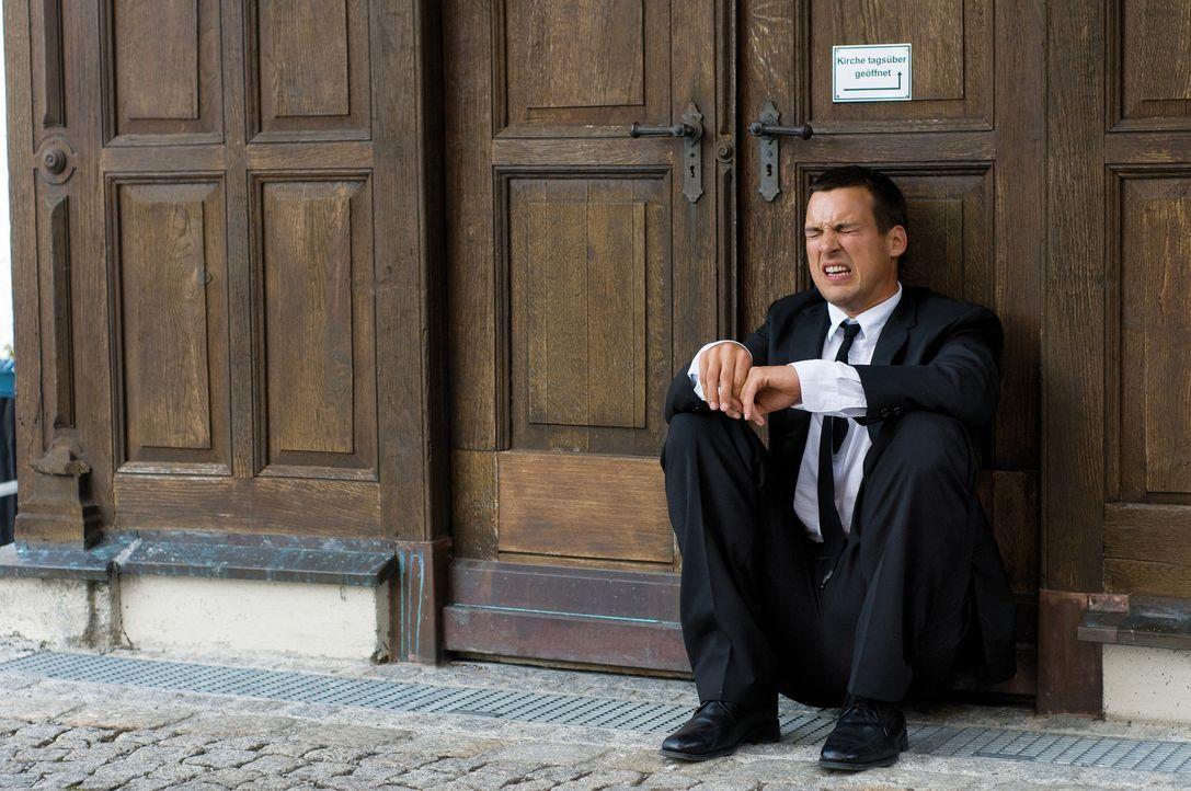 Vincent (Florian David Fitz) leidet am Tourette-Syndrom. Als seine Mutter stirbt, will er ihr ihren letzten Wunsch, einmal noch das Meer zu sehen, e... - Bildquelle: 2010 Constantin Film Verleih