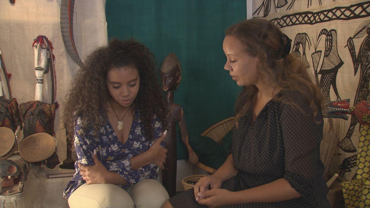 Schmerz-aus-Afrika3 - Bildquelle: SAT.1