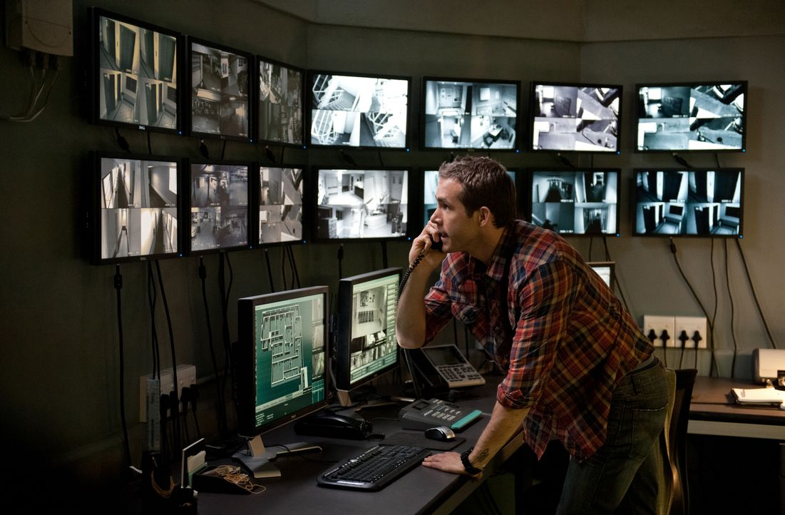 Matt Weston (Ryan Reynolds) - Bildquelle: Jasin Boland 2012 Universal Studios. All Rights Reserved. / Jasin Boland