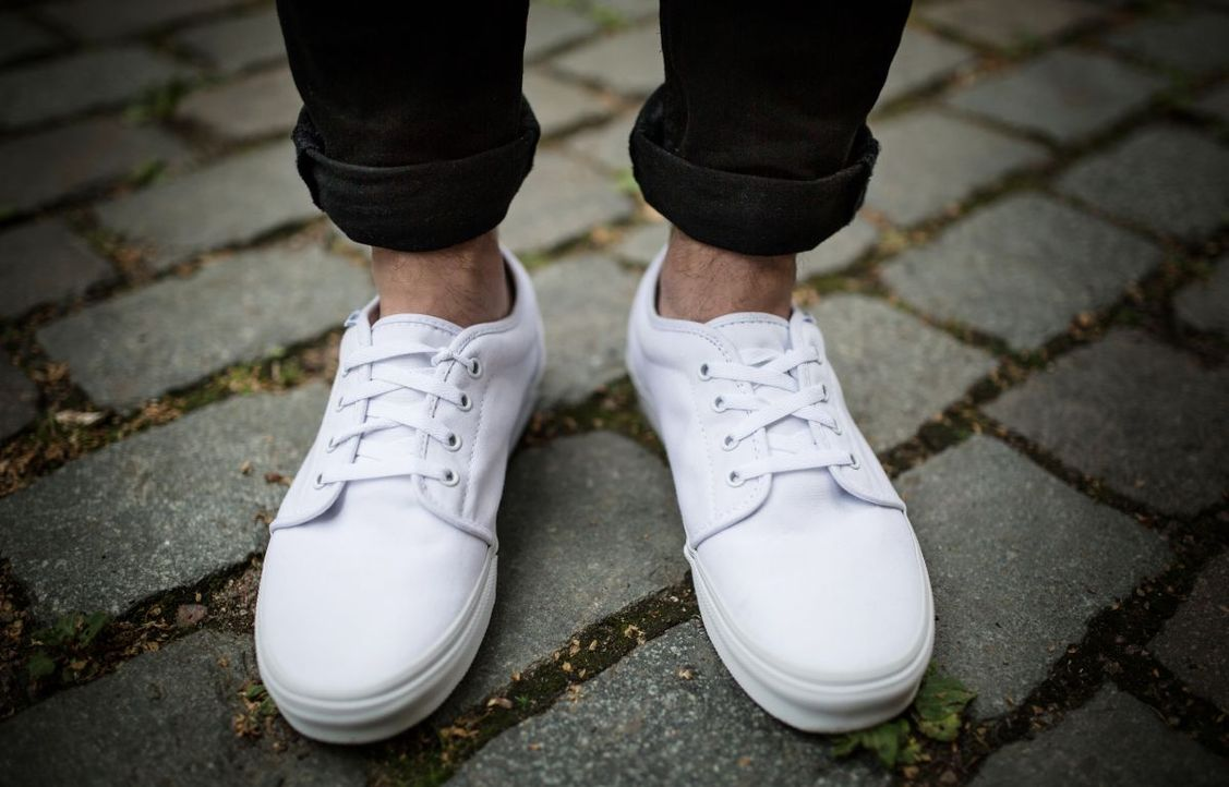 sneaker_dpa - Bildquelle: dpa - Picture Alliance