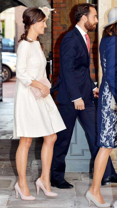Taufe-Prinz-George-Pippa-James-Middleton13-10-23-AFP - Bildquelle: AFP