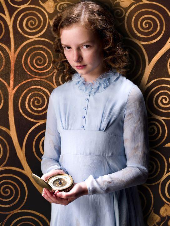 Kämpft in einem Paralleluniversum gegen das personifizierte Böse: Lyra Belacqua (Dakota Blue Richards) ... - Bildquelle: Warner Bros.