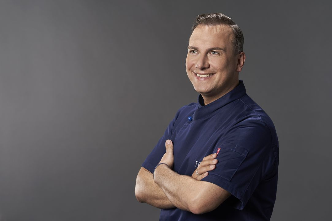 Tim Raue - Bildquelle: Jens Hartmann SAT.1 / Jens Hartmann