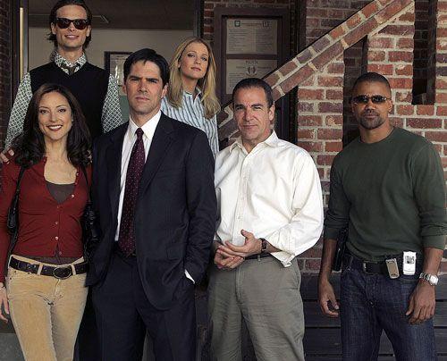 Criminal Minds - Thomas Gibson als Agent Aaron Hotchner - Bildergalerie - Bildquelle: Touchstone Television