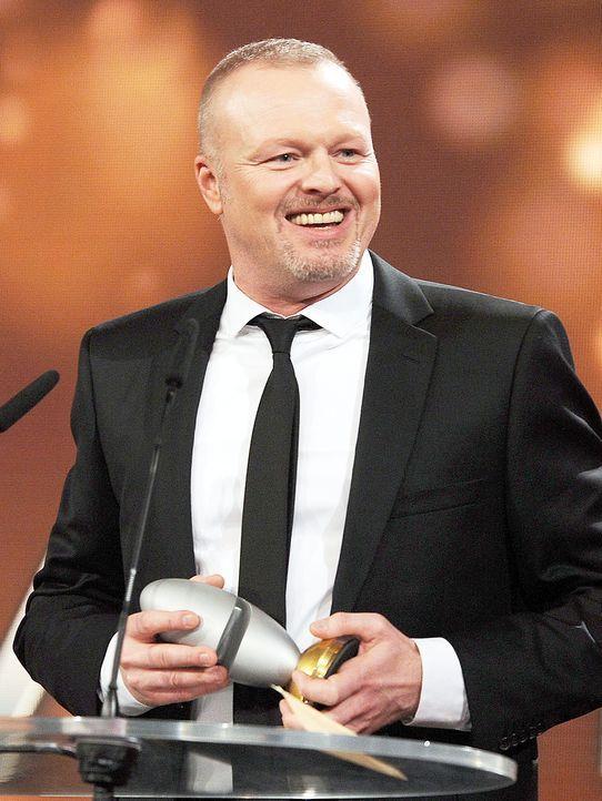 Comedypreis-2013-Stefan-Raab-13-10-15-dpa - Bildquelle: dpa picture alliance