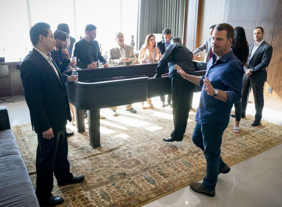 G. Callen (Chris O'Donnell) - Bildquelle: Erik Voake 2019 CBS Broadcasting, Inc. All Rights Reserved. / Erik Voake