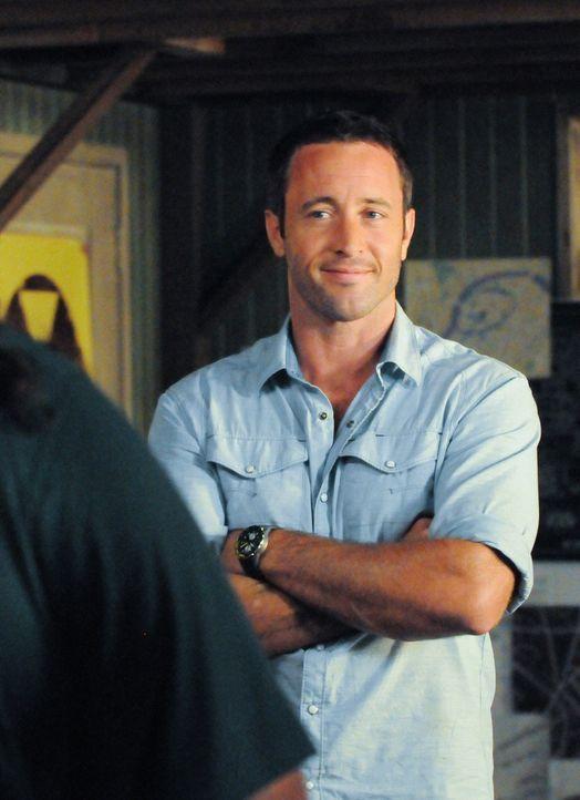 Ein neuer Fall beschäftigt Steve (Alex O'Loughlin) und seine Team ... - Bildquelle: 2013 CBS BROADCASTING INC. All Rights Reserved.