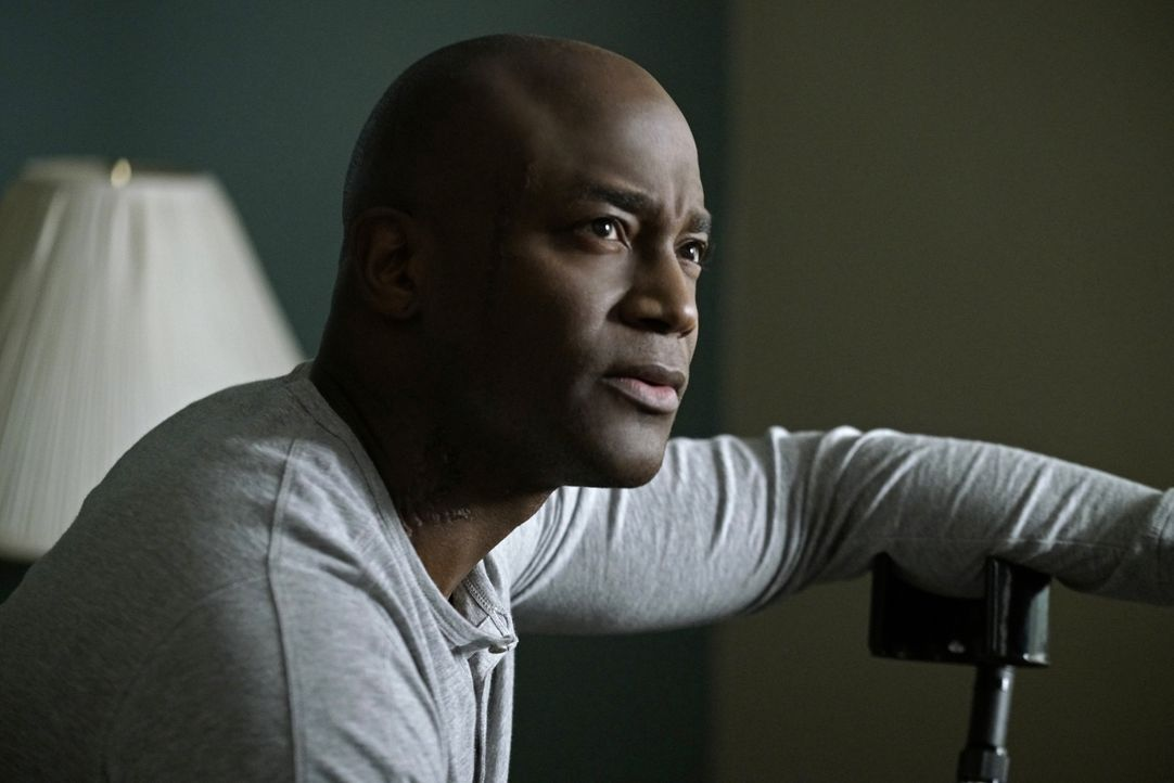 Um einen Fall lösen zu können, bittet Gibbs Aaron Davis (Taye Diggs) um Hilfe. Doch wird er sich wirklich, nach alldem was ihm zugestoßen ist, berei... - Bildquelle: Jace Downs 2016 CBS Broadcasting, Inc. All Rights Reserved