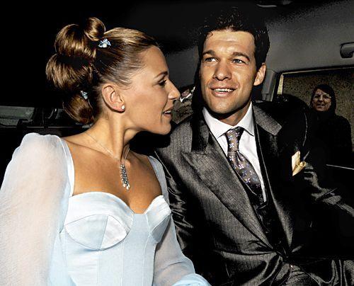 Bildergalerie Hochzeit Michael Ballack   Frühstücksfernsehen   Ratgeber & Magazine - Bildquelle: dpa