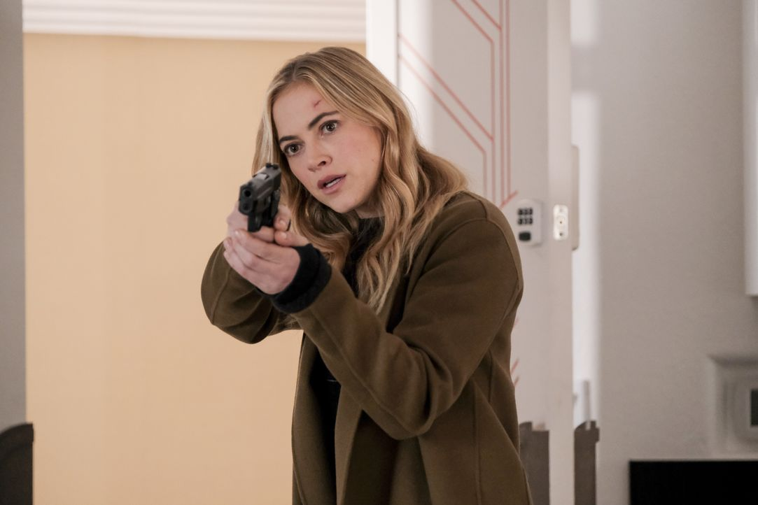 Ellie Bisjop (Emily Wickersham) - Bildquelle: Eddy Chen 2020 CBS Broadcasting Inc. All Rights Reserved. / Eddy Chen