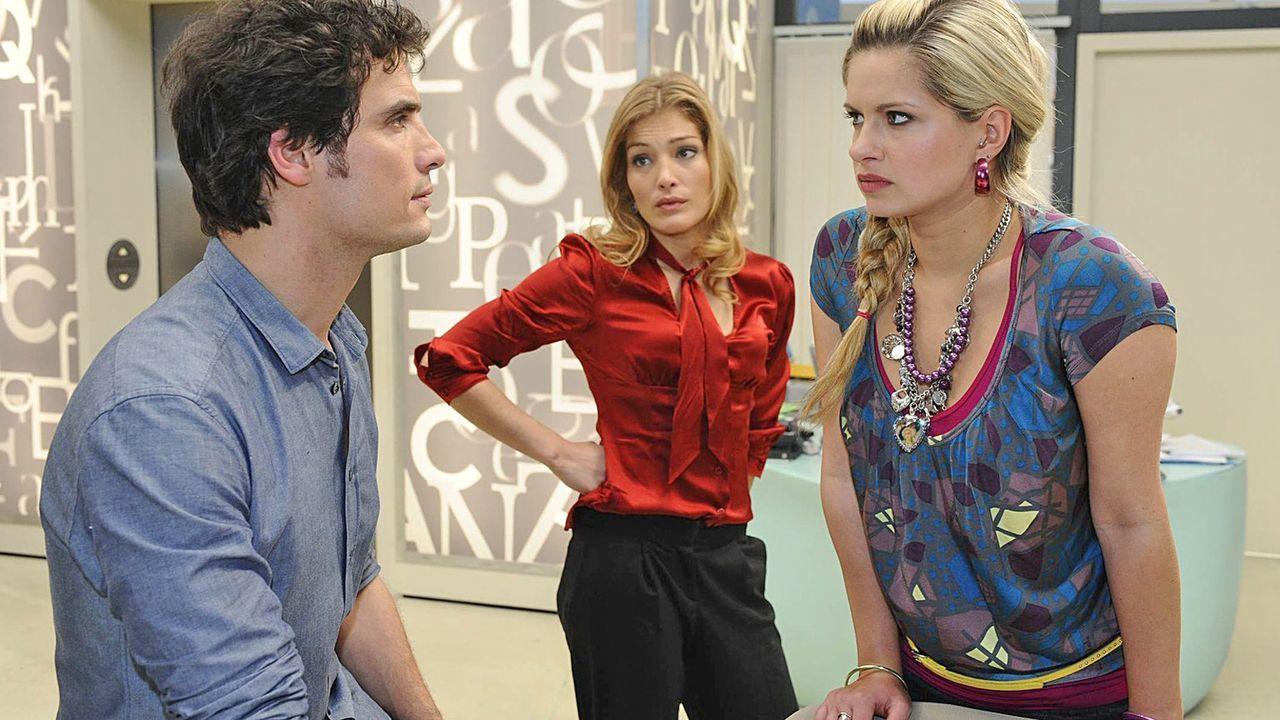 Anna-und-die-Liebe-Folge-434-01-Sat1-Oliver-Ziebe - Bildquelle: SAT.1/Oliver Ziebe