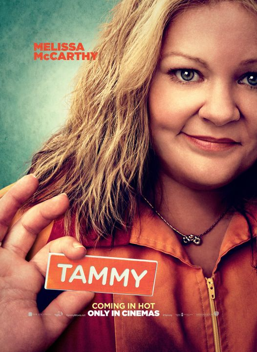 Tammy - Voll abgefahren - Plakatmotiv - Bildquelle: Warner Bros. Television