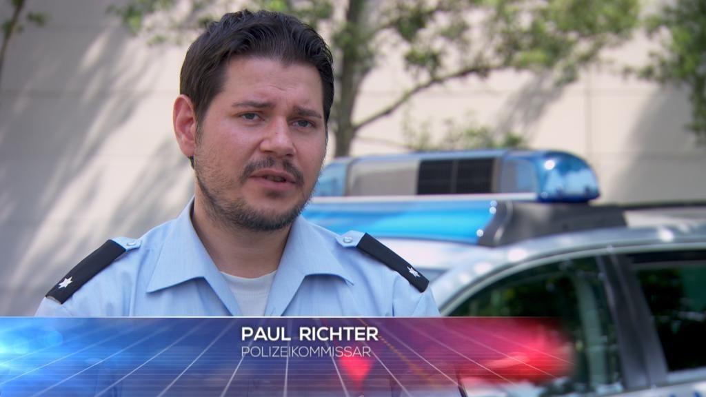 POL - Paul Richter - Bildquelle: SAT.1