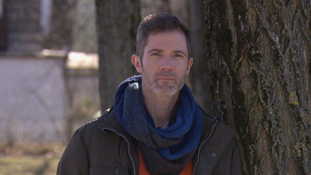Engel Raphael (Rene Oltmanns) - Bildquelle: SAT.1