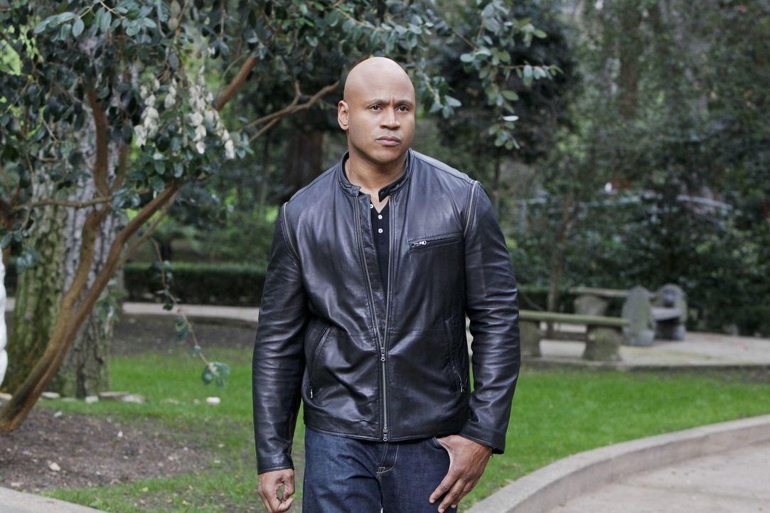 Ermittelt undercover in einem neuen Fall: Sam (LL Cool J) ... - Bildquelle: CBS Studios Inc. All Rights Reserved.