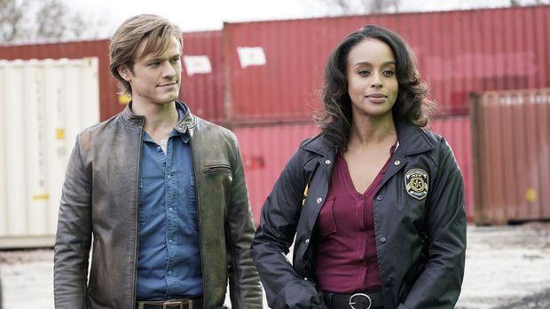 Macgyver - Macgyver - Staffel 3 Episode 15: Cody Gegen Die Schmuggler