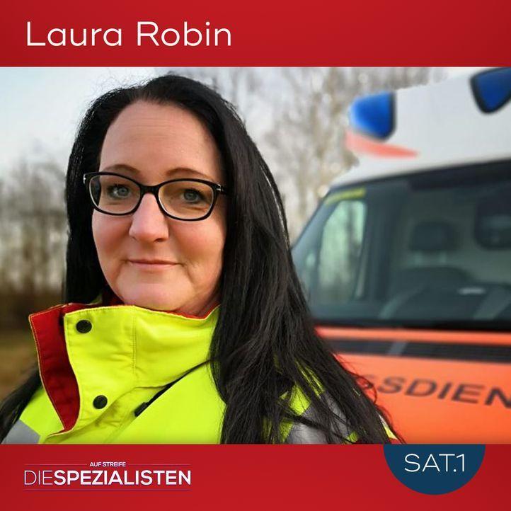 Laura Robin - Bildquelle: SAT.1