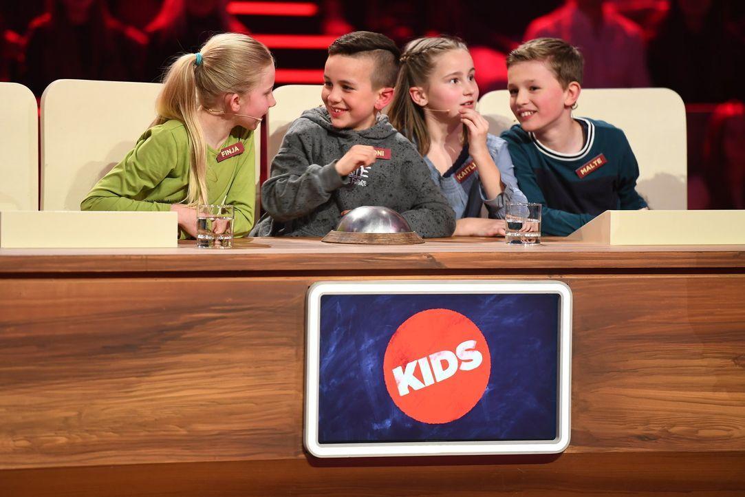 LUKE! Die Schule und ich - VIPs gegen Kids - Bildquelle: Willi Weber SAT.1