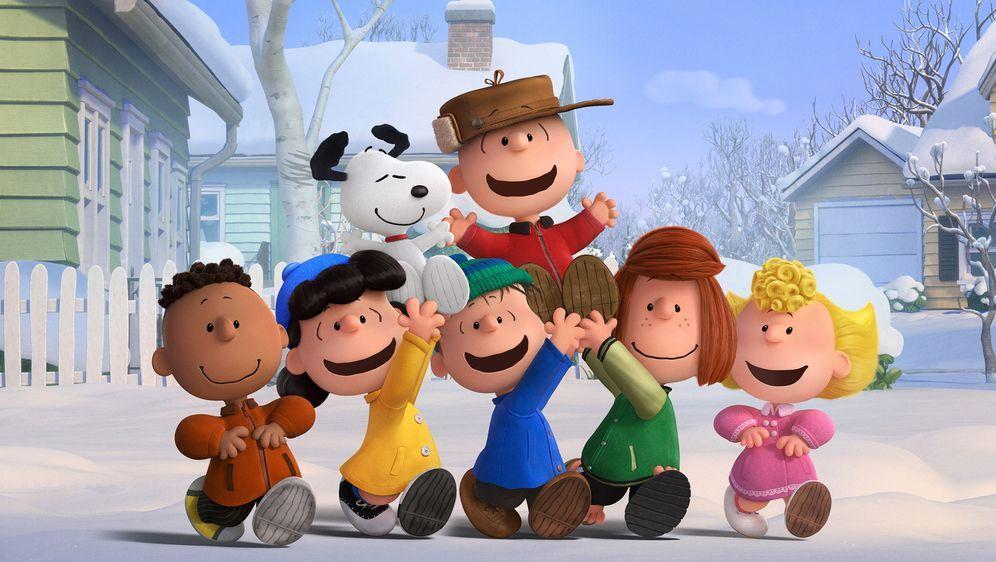Die Peanuts - Der Film - Bildquelle: 2015 Twentieth Century Fox Film Corporation.  All rights reserved.  PEANUTS   2015 Peanuts Worldwide LLC.