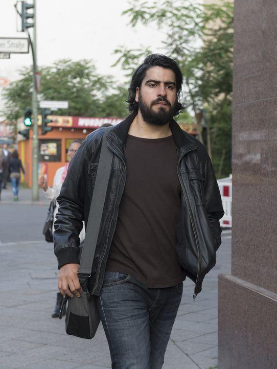 Was führt Numan (Atheer Adel) im Schilde? - Bildquelle: Stephan Rabold 2015 Showtime Networks, Inc., a CBS Company. All rights reserved.