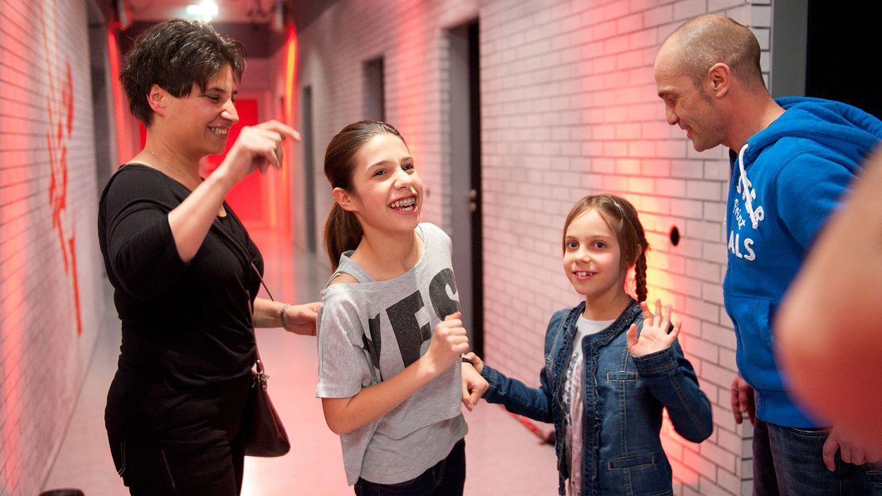 The-Voice-Kids-Nachher-Michele-06-Andre-Kowalski - Bildquelle: SAT.1/Andre Kowalski