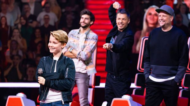 The Voice Kids - The Voice Kids - Staffel 9 Episode 1: Blind Audition 1