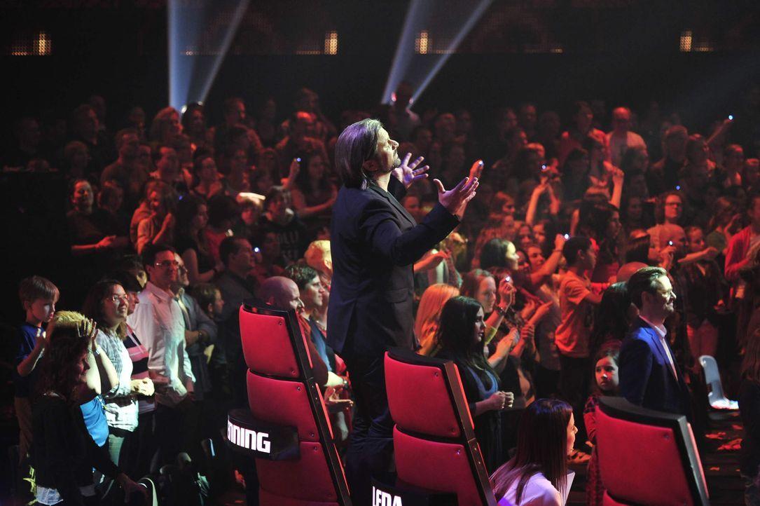 The-Voice-Kids-Finale-8 - Bildquelle: SAT.1/Andre Kowalski