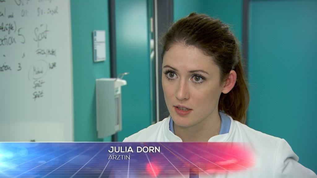 +ärztin - Julia Dorn - Bildquelle: SAT.1