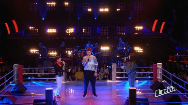 The Voice Kids 2020 So Lief Das Battle Von Luca Reza Und Vladi