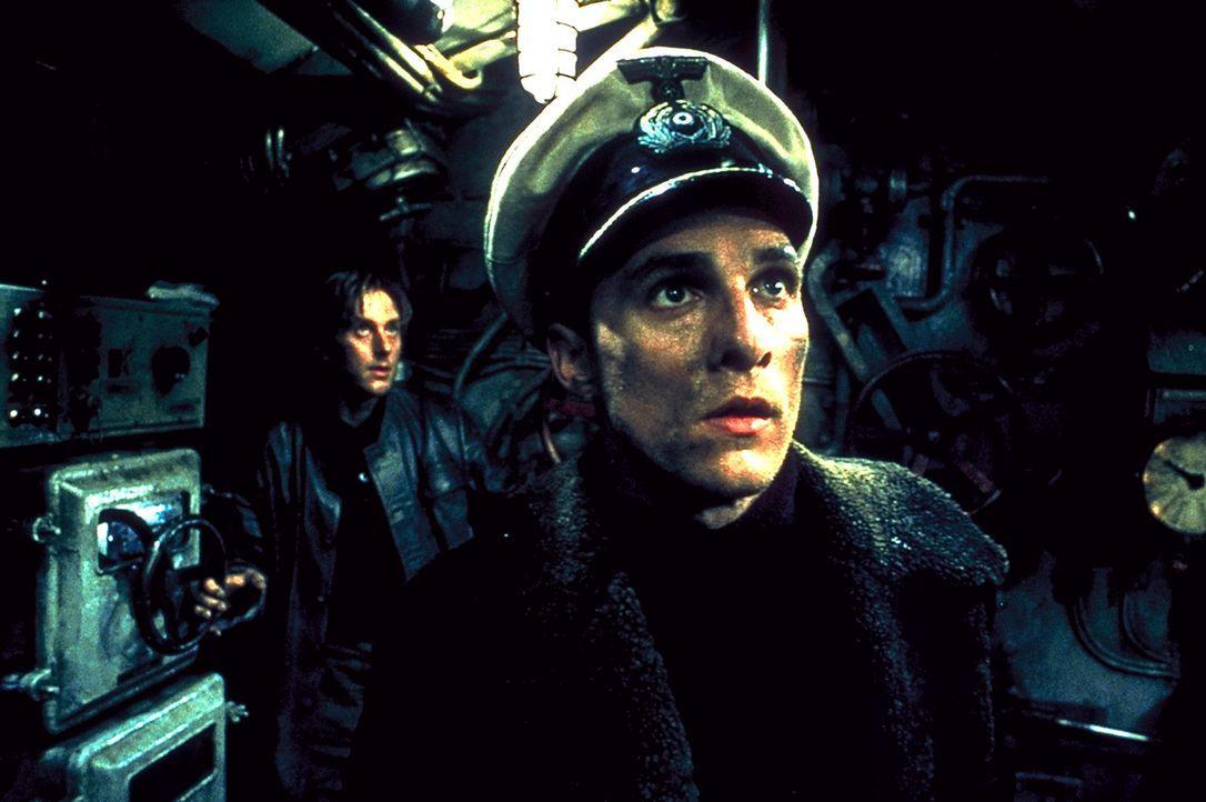 1942 - Weil deutsche U-Boote den Seeverkehr an der US-Ostküste terrorisieren, verlieren die Alliierten die Kontrolle über die Nachschubwege zum eu... - Bildquelle: 2000 Universal Pictures. All Rights Reserved