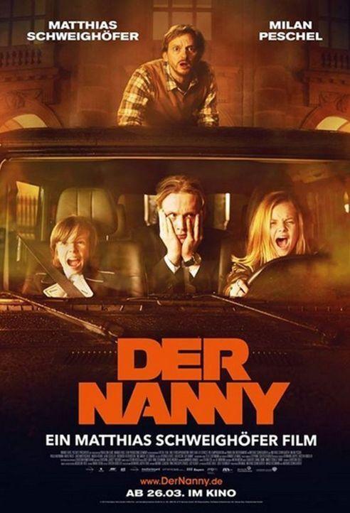 Der Nanny - Plakat - Bildquelle: Warner Bros.