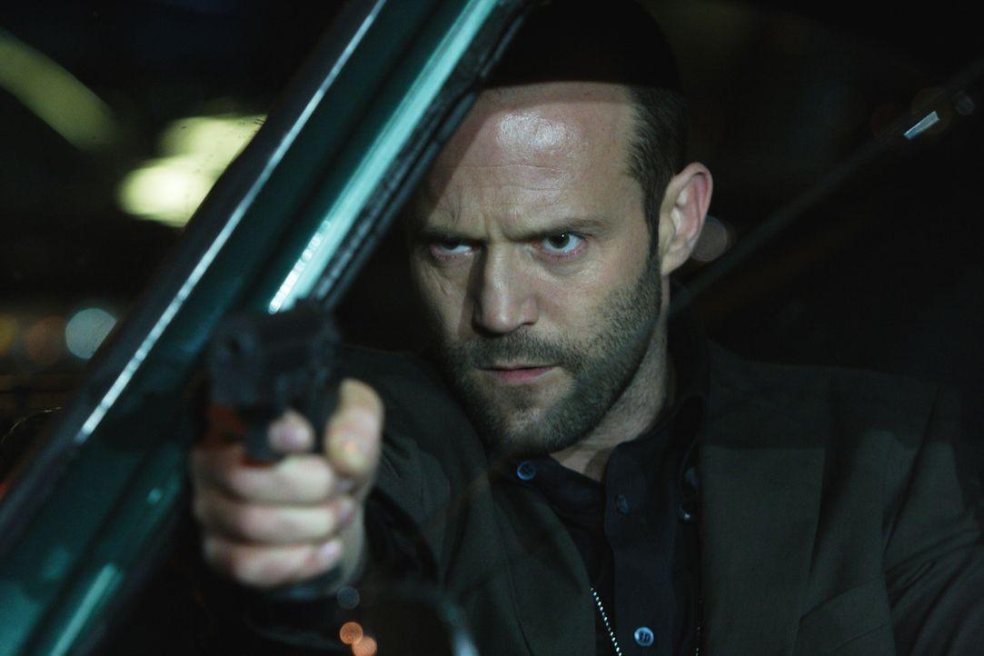 Während sich FBI-Agent Jack Crawford (Jason Statham) immer tiefer in den Fall verbeißt, treibt ihn der gerissene Rogue immer weiter in neue, gefährl... - Bildquelle: Constantin Film