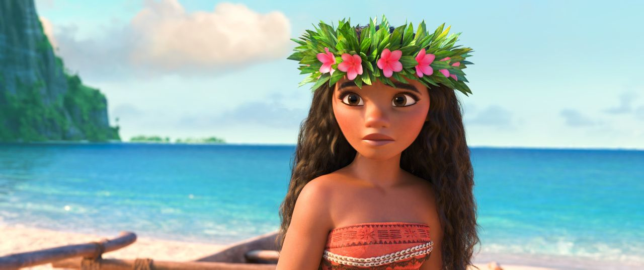 Vaiana - Bildquelle: Disney Enterprises, Inc.
