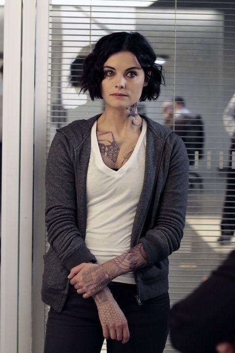 Platzt vor Eifersucht, als ihr klar wird, dass Allison einst Wellers Flamme war: Jane (Jaimie Alexander) ... - Bildquelle: Warner Brothers