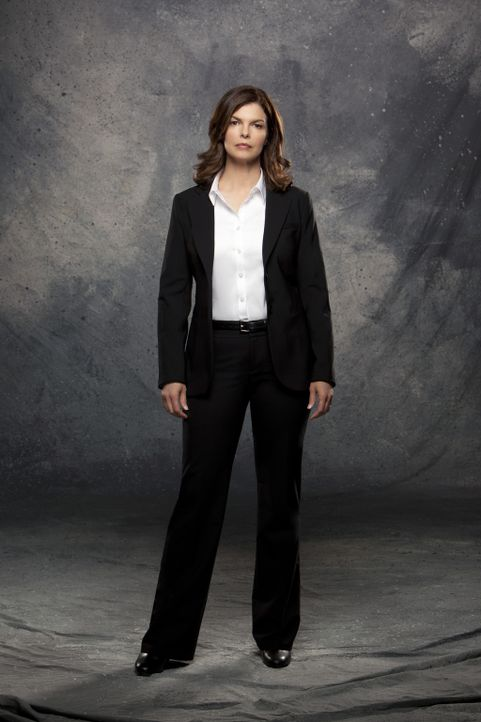 (8. Staffel) - Neues Mitglied der B.A.U., einer FBI-Einheit, die sich mit verhaltensauffälligen Tätern beschäftigt: Alex Blake (Jeanne Tripplehorn)... - Bildquelle: ABC Studios
