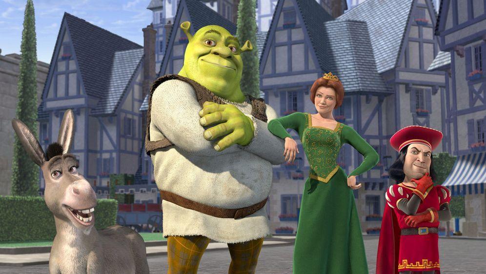 Shrek - Der tollkühne Held