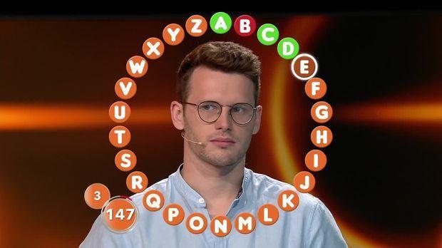 Buchstaben Battle - Buchstaben Battle - Staffel 1 Episode 30: Buchstaben Battle