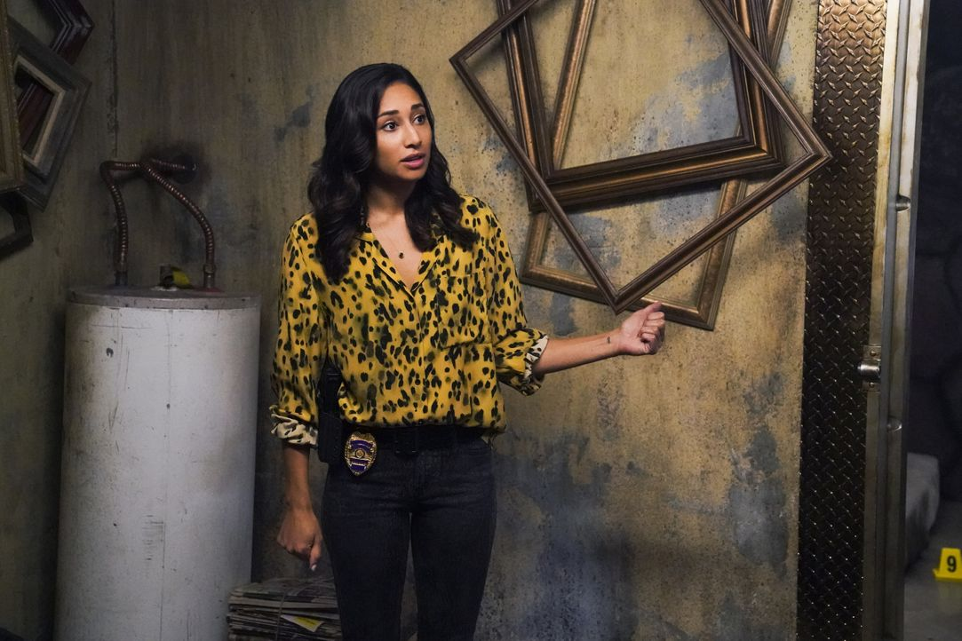 Tani Rey (Meaghan Rath) - Bildquelle: Karen Neal 2019 CBS Broadcasting, Inc. All Rights Reserved. / Karen Neal
